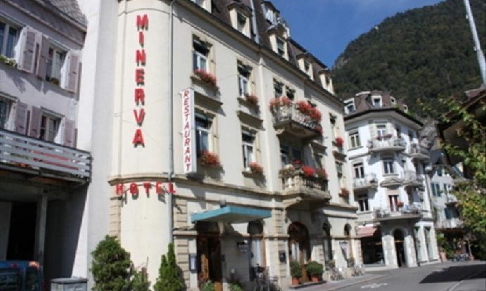 323 Hotel Minerva