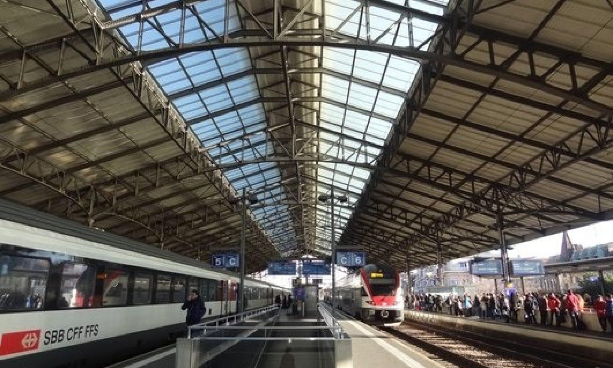481 Lausanne Gare 2